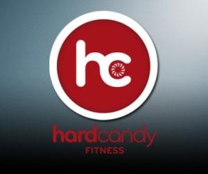 Logo HardCandy fitness Madonna