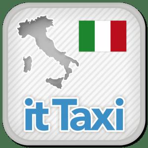 Logo It Taxi Italia