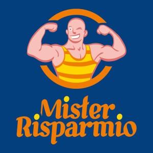 Logo Mister Risparmio Shop