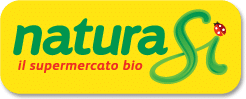 Logo supermercati bio Naturasì