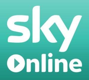 Logo Sky Online