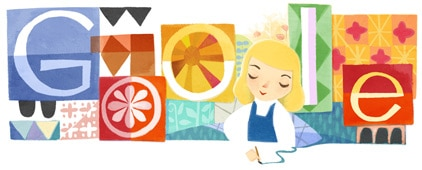 Mary Blair, Google