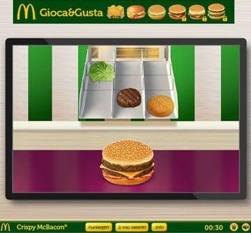 McDonald's Gioca e Gusta