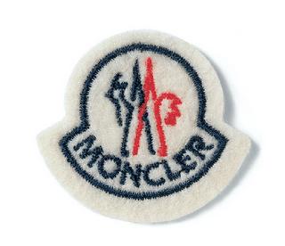 Moncler, logo originale