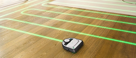 Navigazione laser