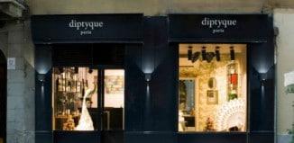 Negozio Diptyque Milano