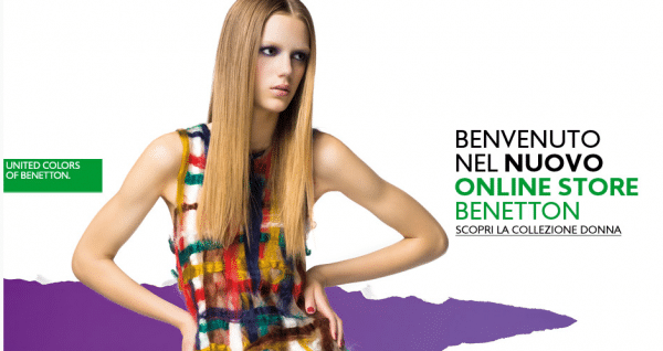 Negozio online Benetton