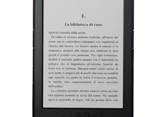 Nuovo Amazon Kindle 2012