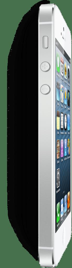 Nuovo iPhone 5 bianco