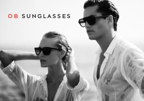 OB Sunglasses Estate 2014