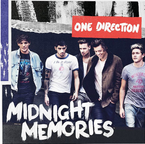 One Direction album Midnight Memories