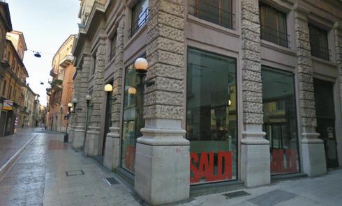 Palazzo negozio Excelsior Verona