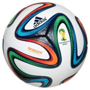 Pallone Adidas Brazuca