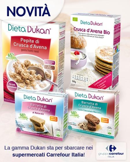 Alimenti Dieta Dukan Carrefour