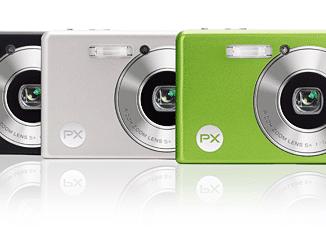 Ricoh PX fotocamera impermeabile
