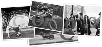Robert Doisneau Google
