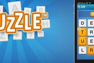 Applicazione Ruzzle, gioco di parole iPhone e Android