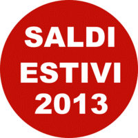 Saldi Estate 2013