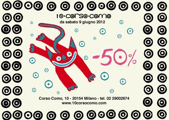 Saldi Milano 10 Corso Como