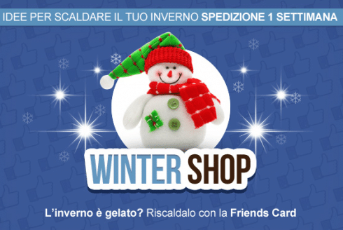 Saldi Privati Winter Shop