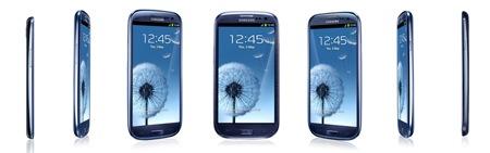 Smartphone Samsung Galaxy S 3 Blu