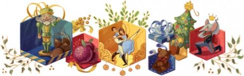 Schiaccianoci balletto Google