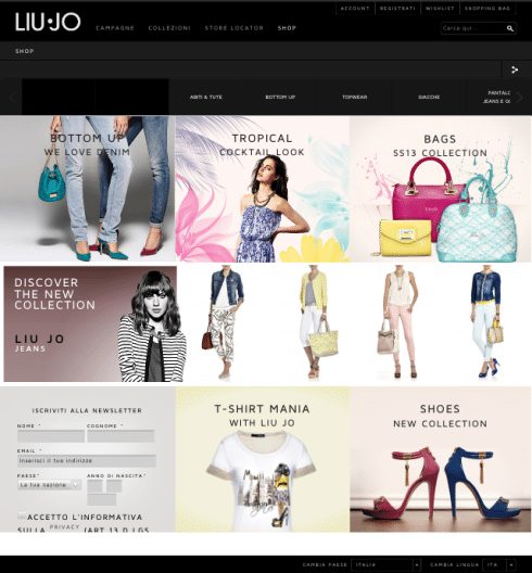 Shop on-line Liu Jo