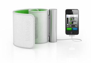 Tensiometro, misuratore pressione iPhone e iPad