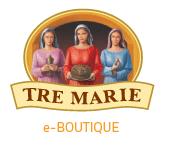 Logo Tre Marie, e-boutique