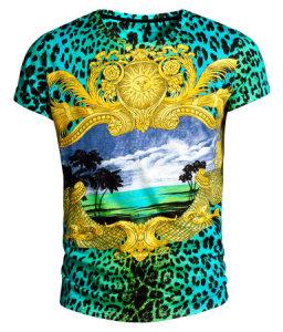 Foto Tshirt uomo, Versace H&M