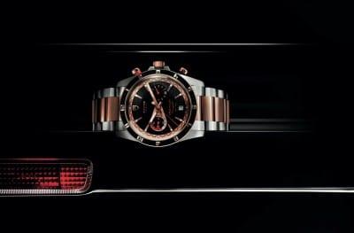 Tudor Grantour Chrono Fly-back, cronografo oro rosa