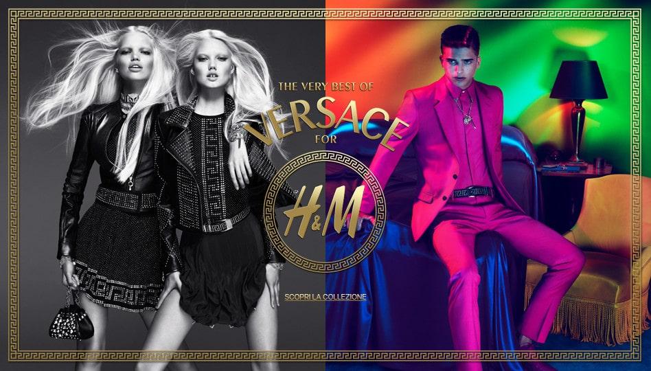 Collezione H&M Versace