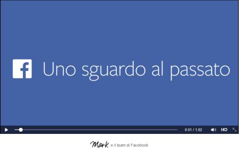 Video Facebook 10 anni