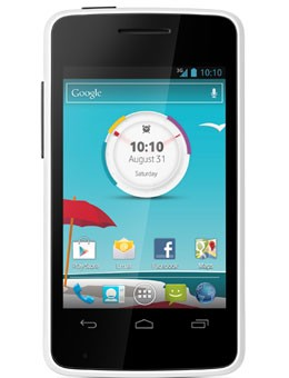 Smartphone Vodafone Smart Mini bianco