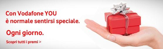 Vodafone YOU - Punti Vodafon YOU