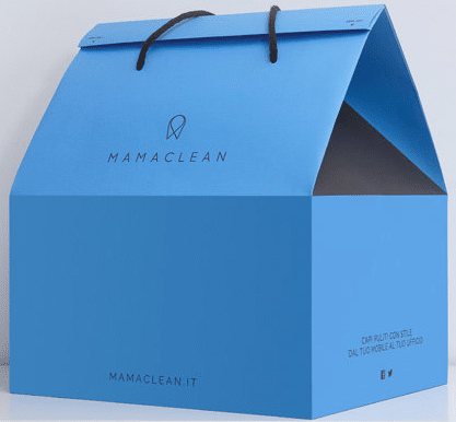 Welcome Box MamaClean Milano