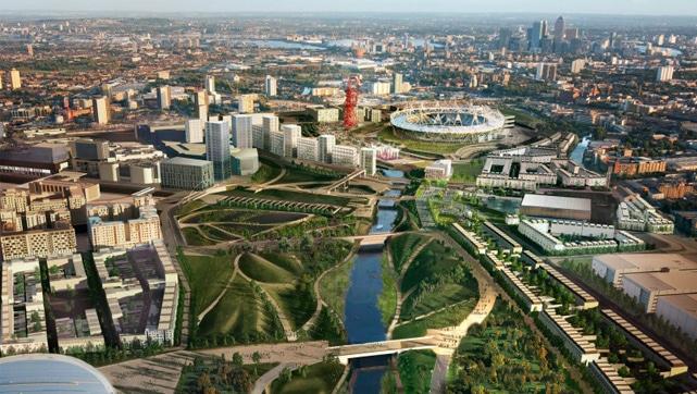 Westfield Stratford City, Londra - Rendering